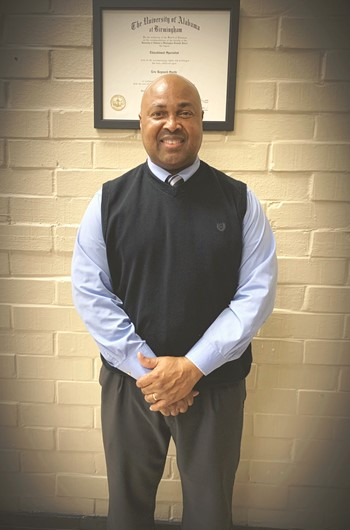 Administrator of the Year - Eric Smith - Wayne Central School Principal