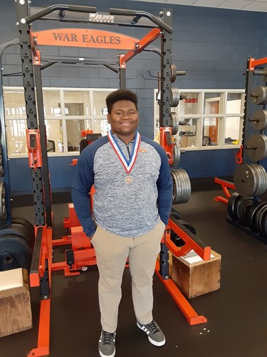 Christian Williams Powerlifting