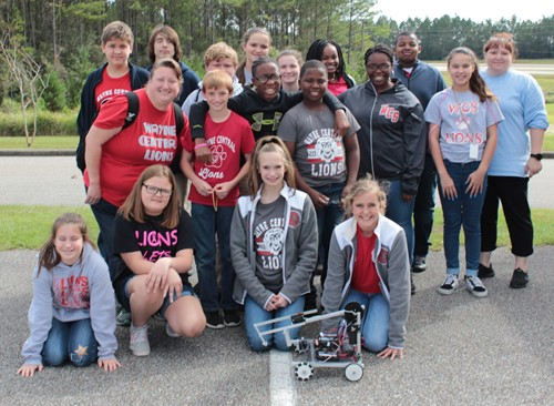 Wcs Robotics Team Wayne Central School