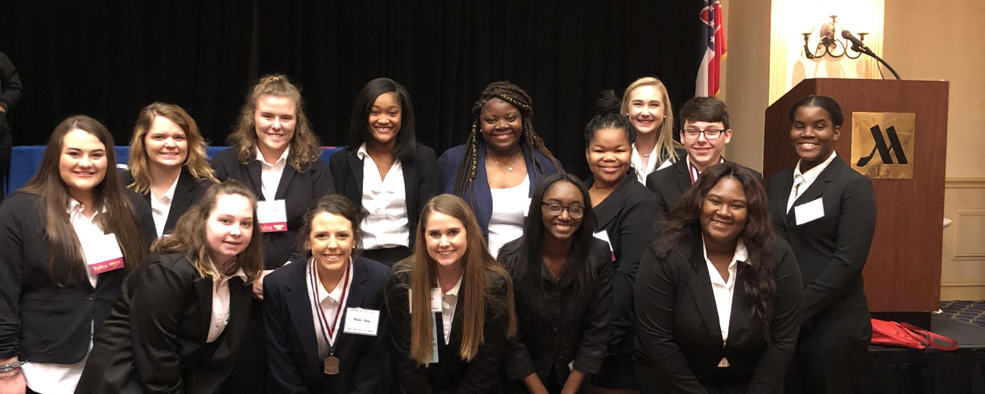 2019 HOSA State Competition