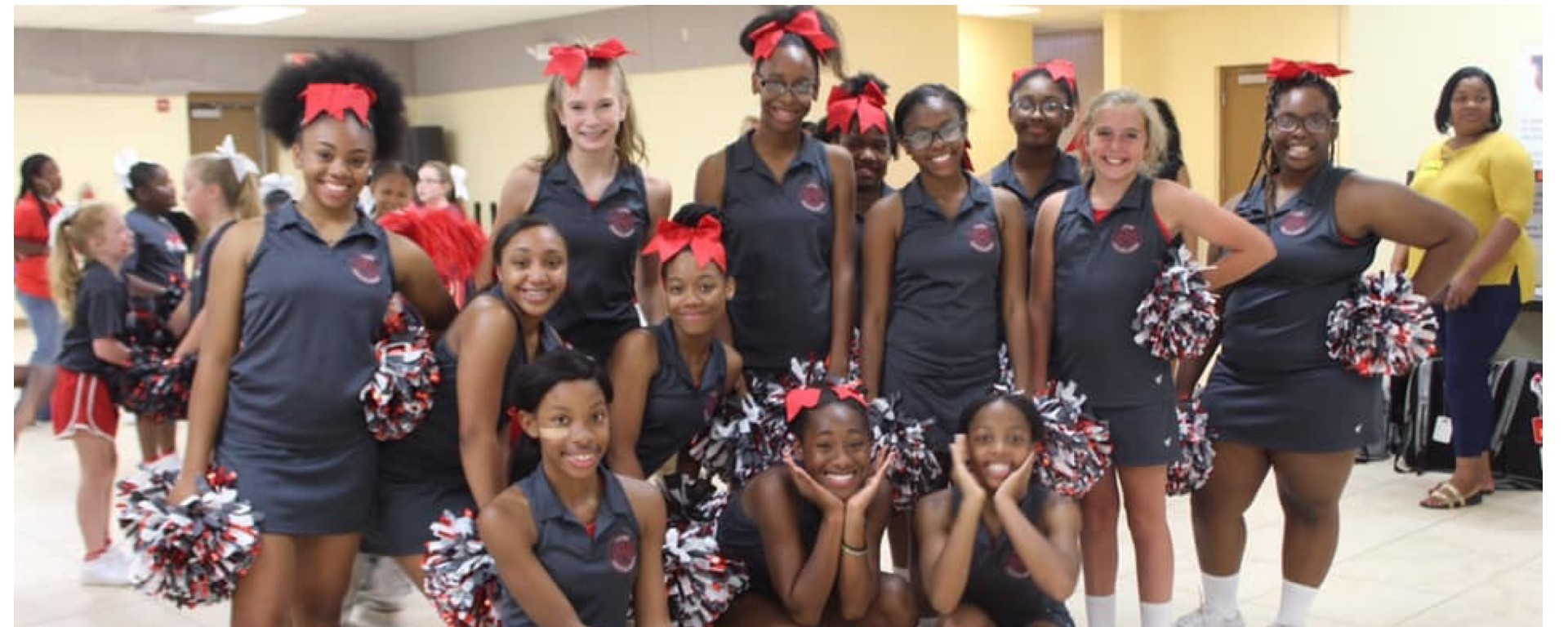WCS 2019-20 JV Cheer Squad