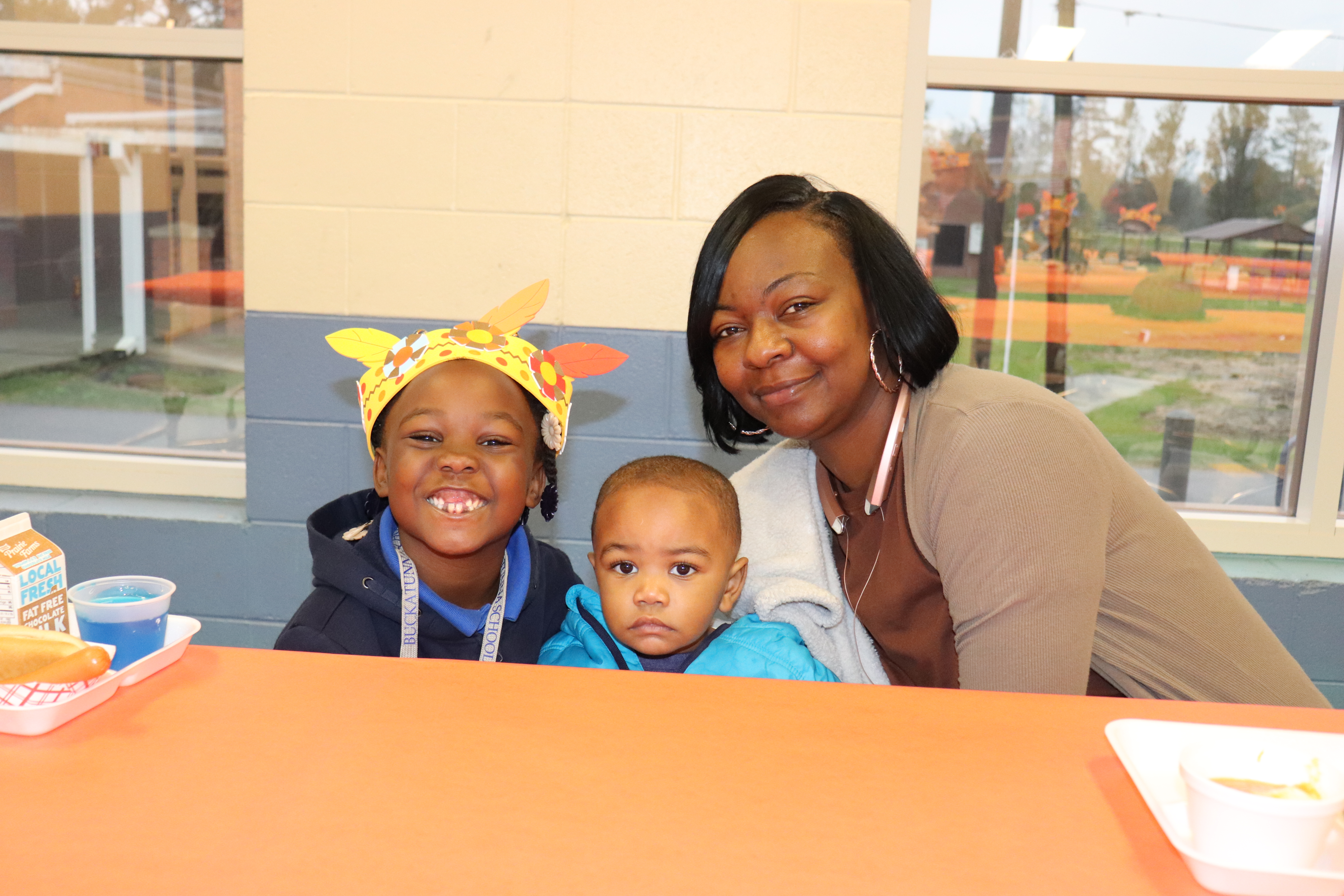 1st Grade Thanksgiving Luncheon