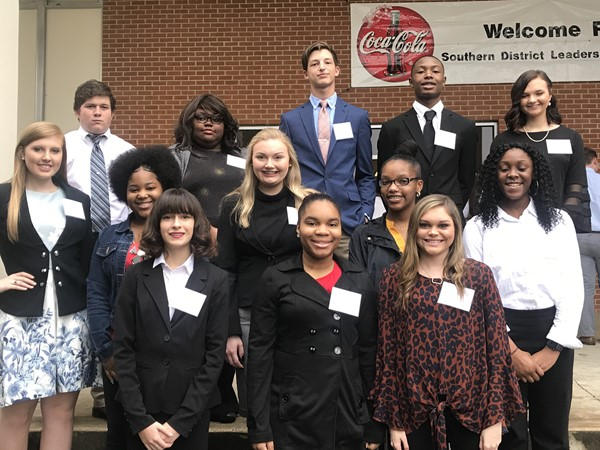 2019 MS FBLA Southern District Leadership Conference