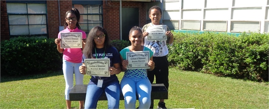 2015-16 Students of the Week