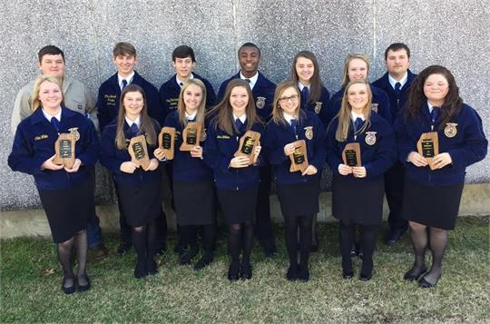 FFA Federation Competition winners 2015