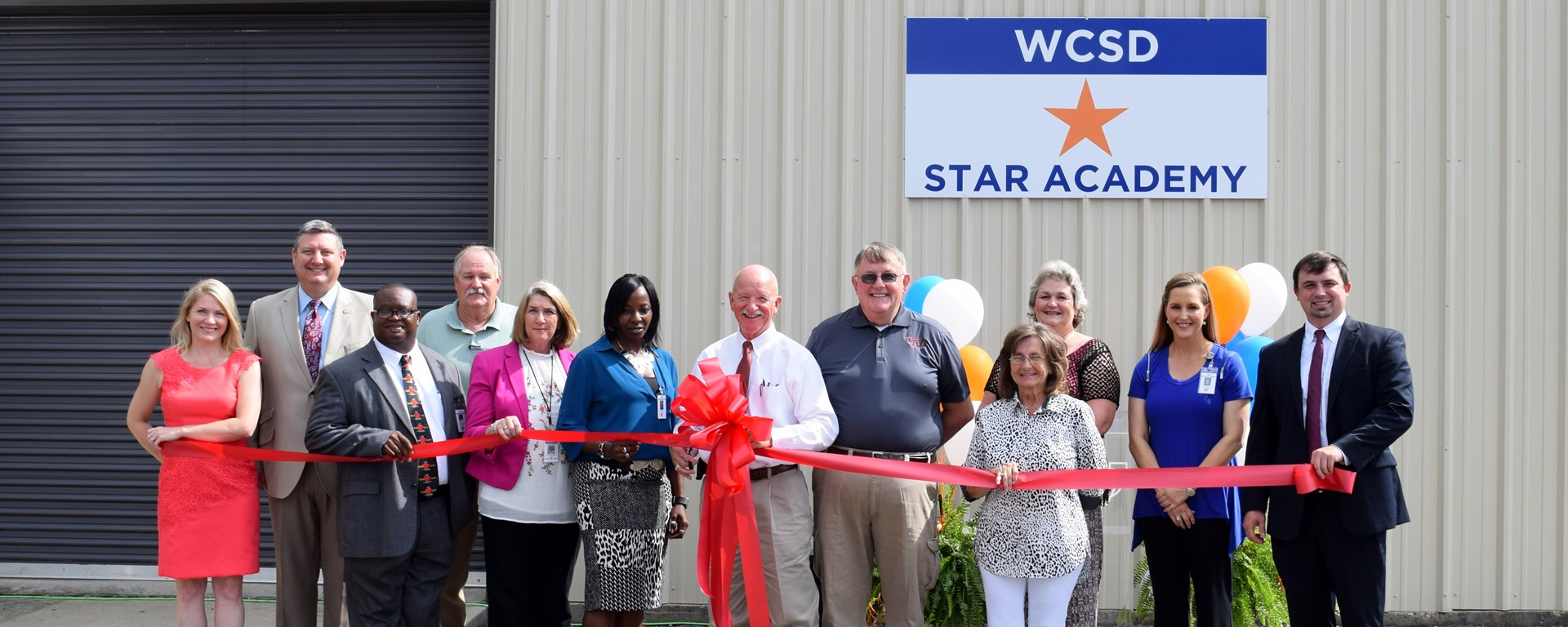Star Academy Ribbon Ceremony