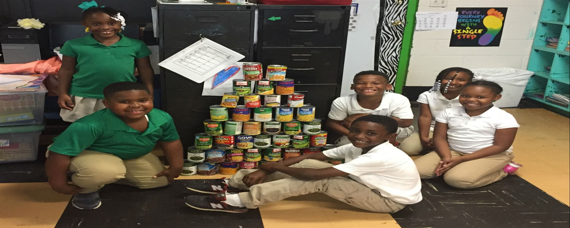 WRS Canned Food Drive