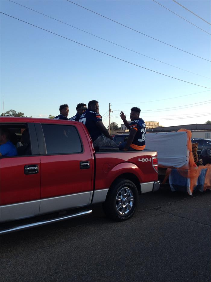 2014 Homecoming Parade